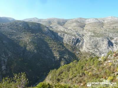 Parque Natural El Montgó y La Catedral del Senderismo;senderismo teide senderos albacete